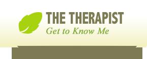 Meet the therapist